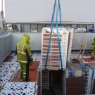 handling of pallets